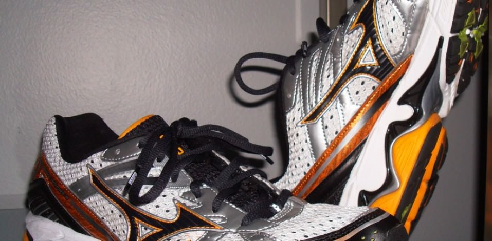 Mizuno Wave Inspire 8 - Pair View