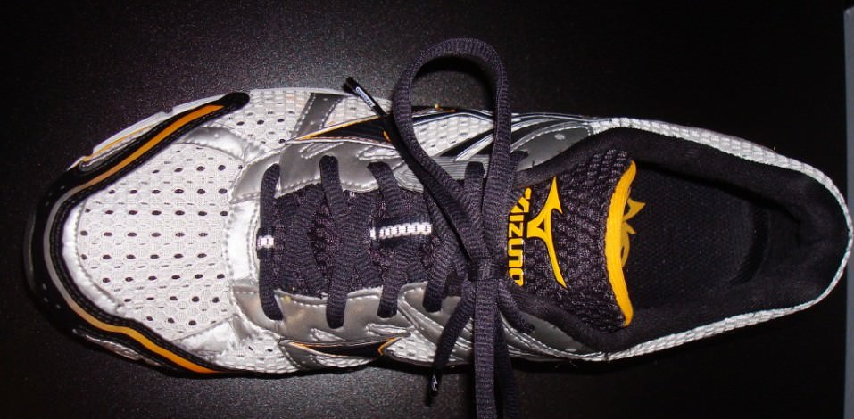 Mizuno Wave Inspire 8 - Upper View