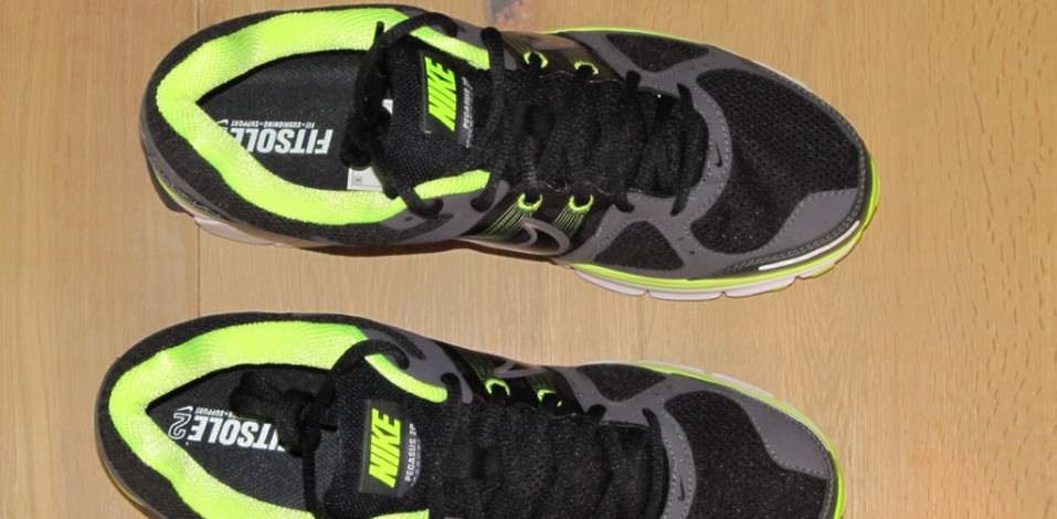 Nike Pegasus 28 Upper View