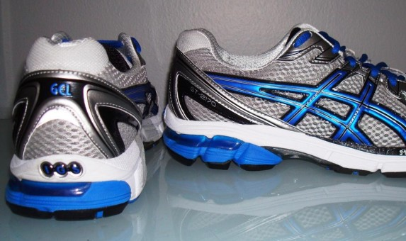 Asics GT-2170 - Heel and Lateral View
