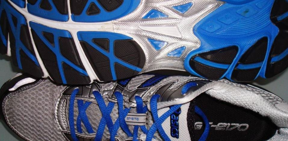 Asics GT-2170 - Upper and Outsole View