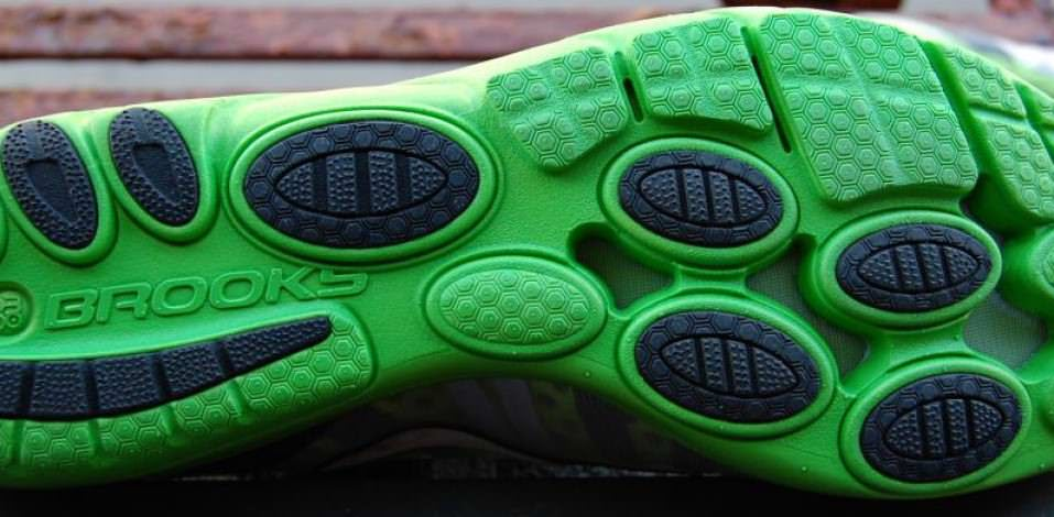 Brooks PureConnect - Outsole