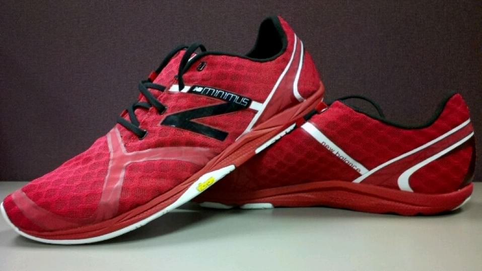new balance minimus running shoes review