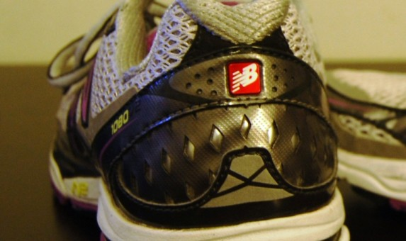 New Balance NB1080v2 - Heel View