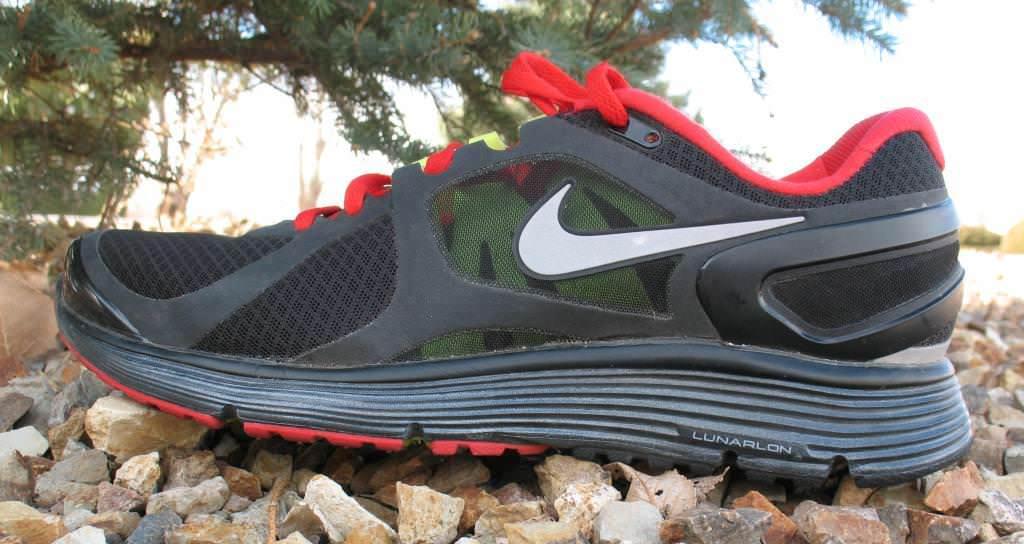 Cheap Nike Lunarestoa 2 Men's Running Shoes University Red/Team