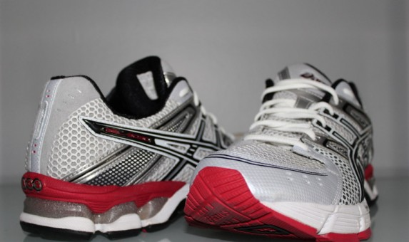 Asics GEL 3030 - Heel and Toebox