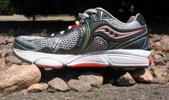 Saucony Hurricane 14 - Medial Side