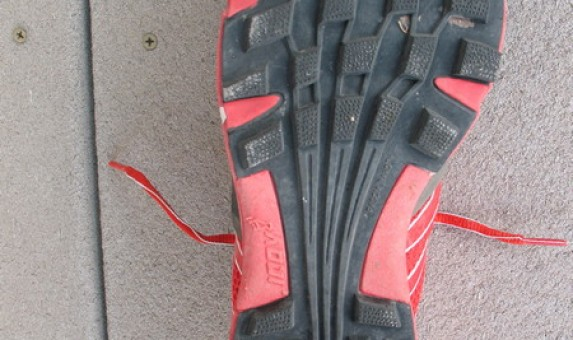 Inov-8 Roclite 285 - Full Outsole