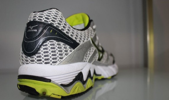Mizuno Wave Alchemy 12 - Heel