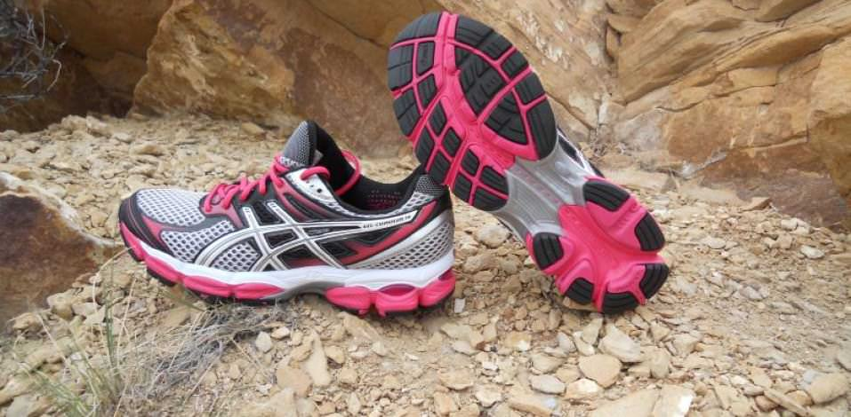 asics cumulus 14 review womens hiking