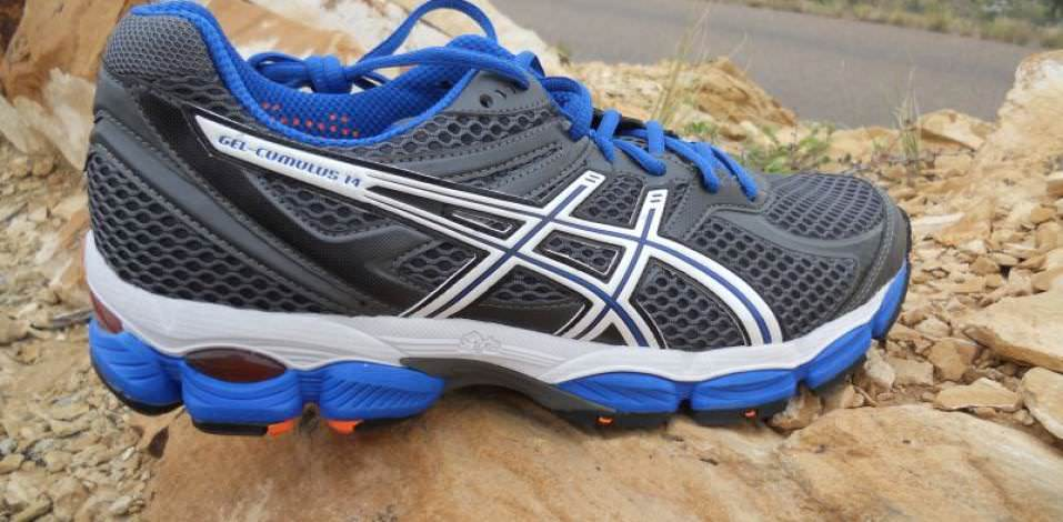 asics gel cumulus 14 w review