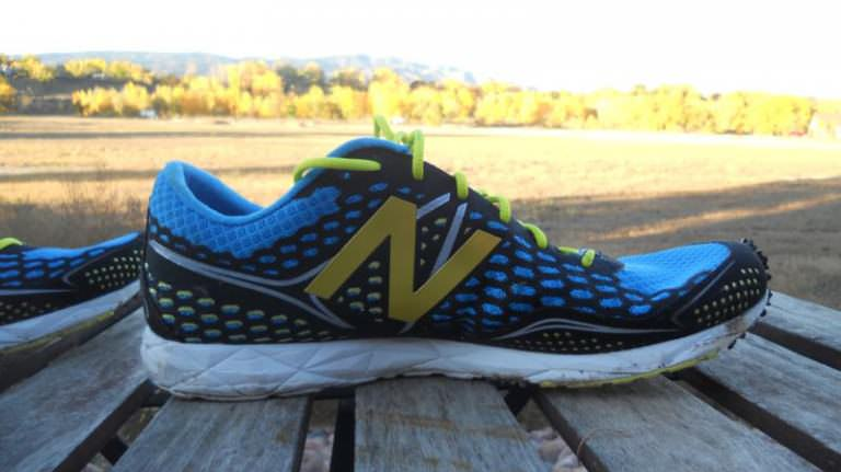 new balance 1600 running shoe review