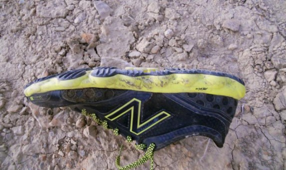 New Balance MT1010 Minimus Amp - Medial Side Sole