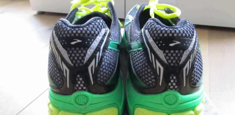 Brooks Ravenna 4 - Heel