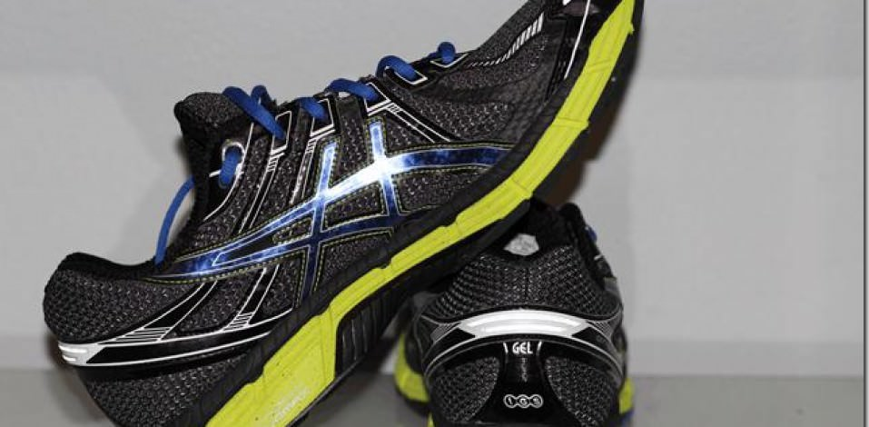 Asics GT 2000 - Medial Side