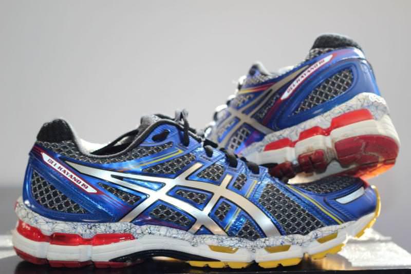asics running shoes kayano 19