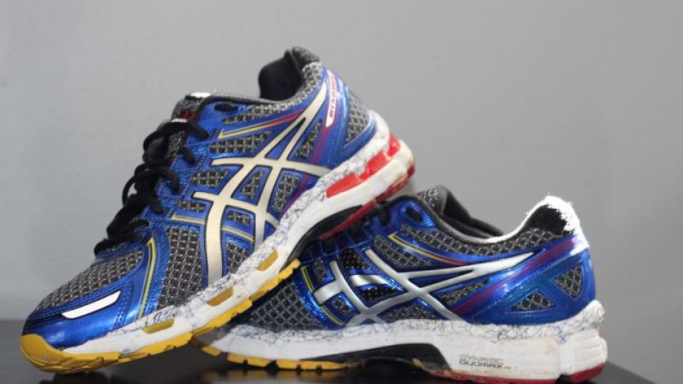 kayano 19 asics review