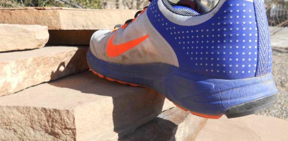 Nike Zoom Elite 6 - Heel