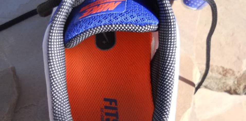 Nike Zoom Elite 6 - Inside