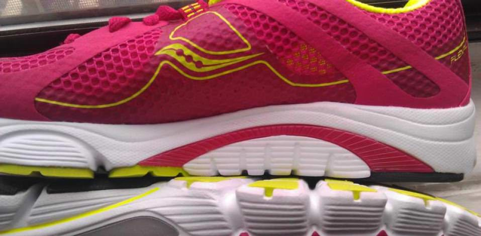Saucony Mirage 3 - Medial Side
