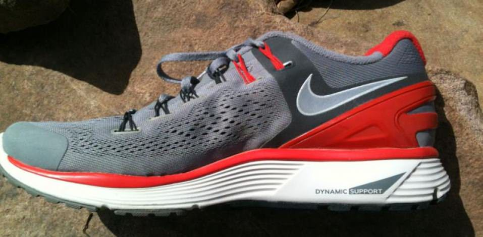 Nike Lunar Eclipse +3 - Medial Side