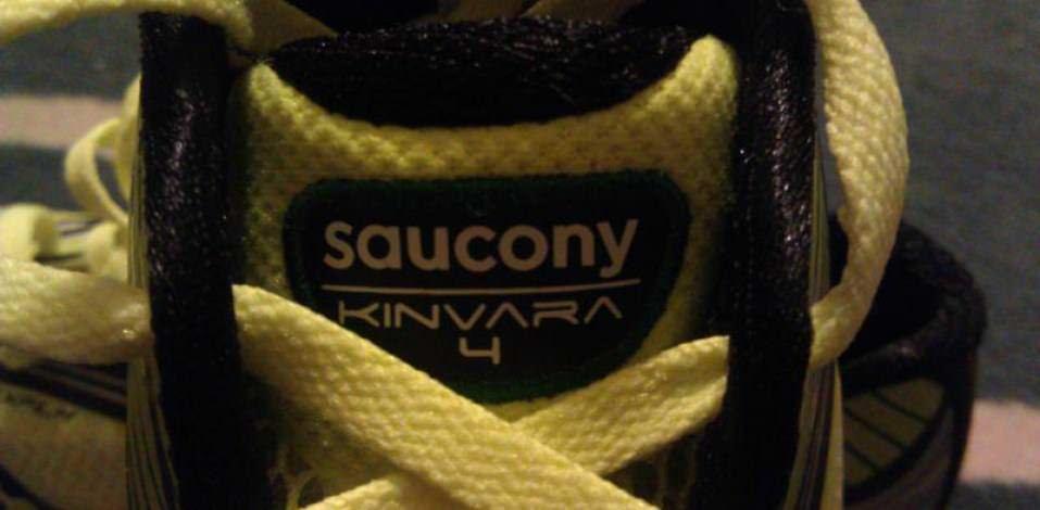Saucony Kinvara 4 - Lace