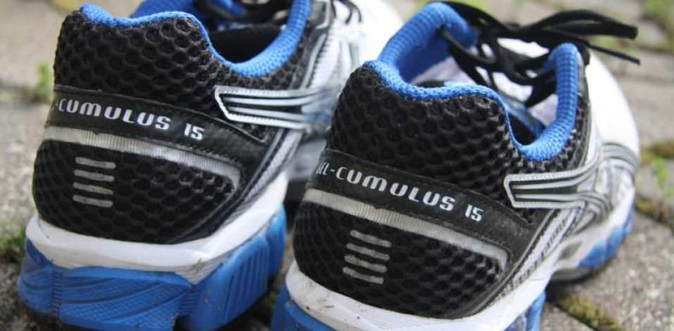 asics cumulus 15 weight tar