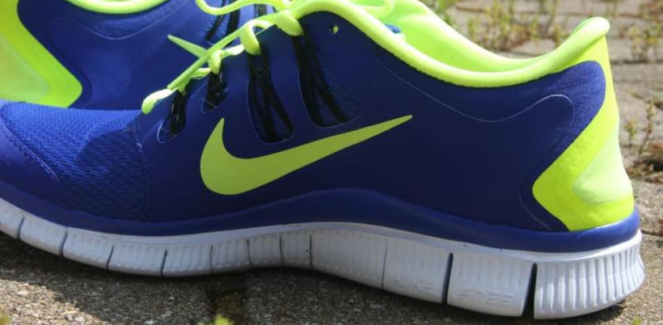 Nike Free 5.0 - Medial Side