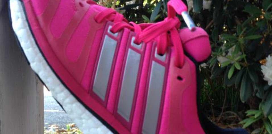 Adidas Adistar Boost - Medial Side