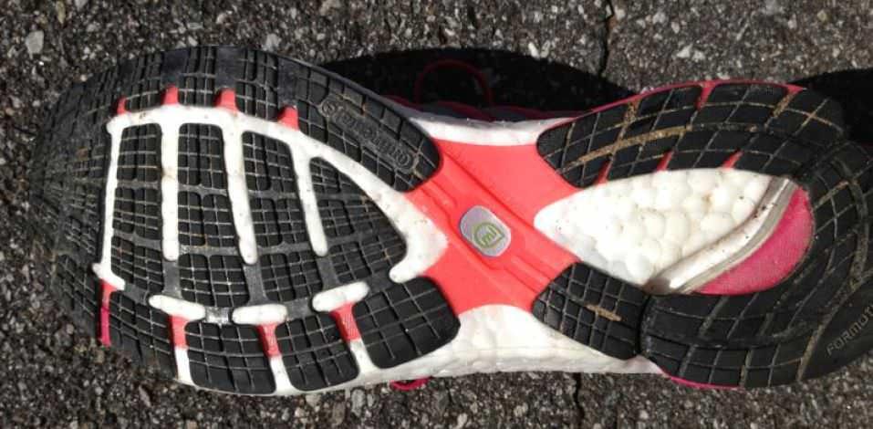 Adidas Adistar Boost - Sole