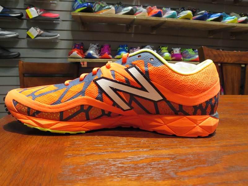 new balance 1600 for marathon