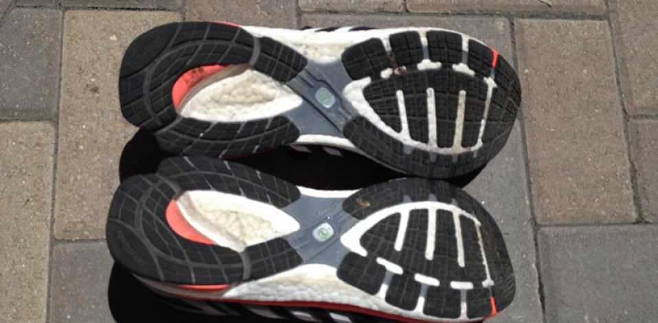 Adidas Adistar Boost 2 - Sole