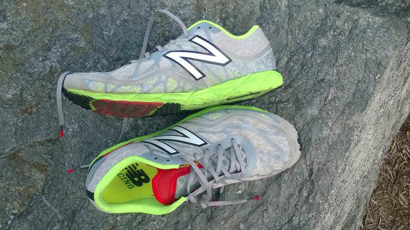 new balance 1600 shoes review