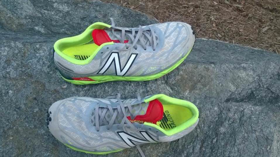 new balance 1600 abzorb review