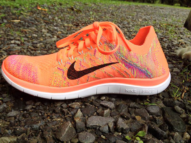 Nike Free Flyknit 4.0 - Lateral ...