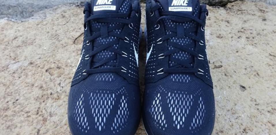 Nike LunarGlide 7 - Toe