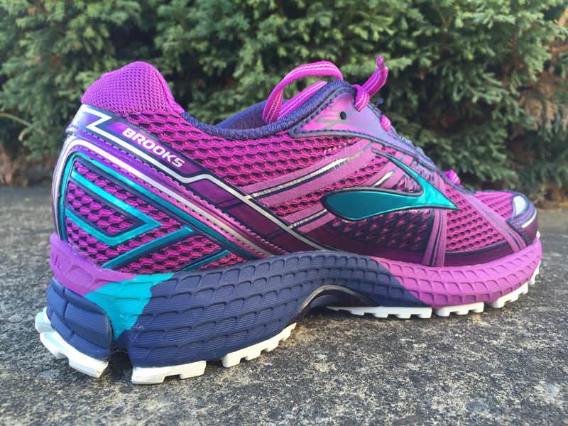 Brooks Adrenaline Trail Shoe Review