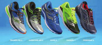 New Saucony Running Shoes for Spring 2016