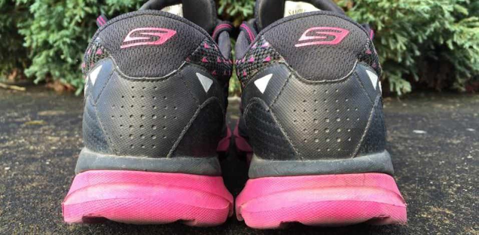 Skechers GoRun Ultra 2 - Heel