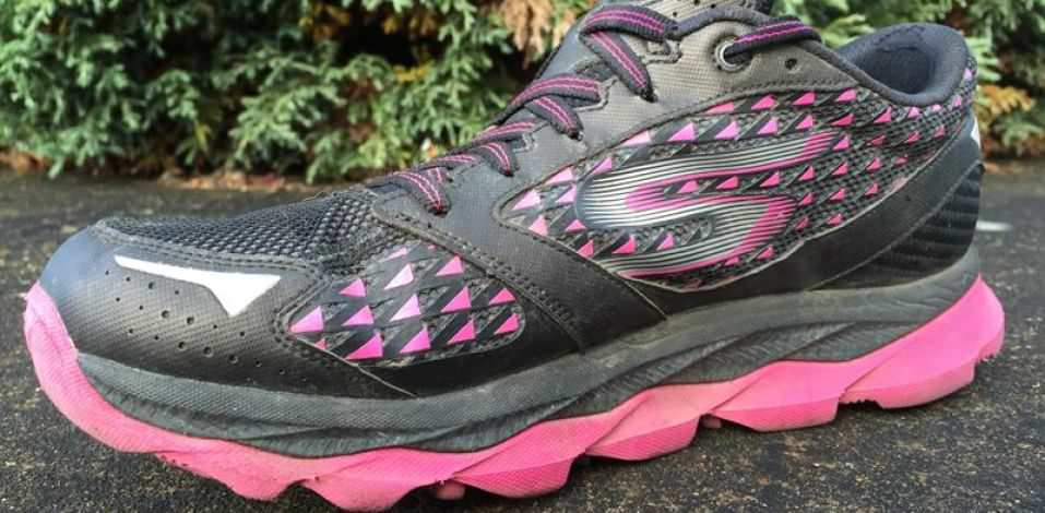 Skechers GoRun Ultra 2 - Medial Side