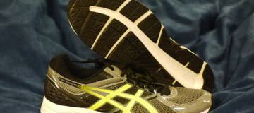 Asics Gel Contend 3 Review