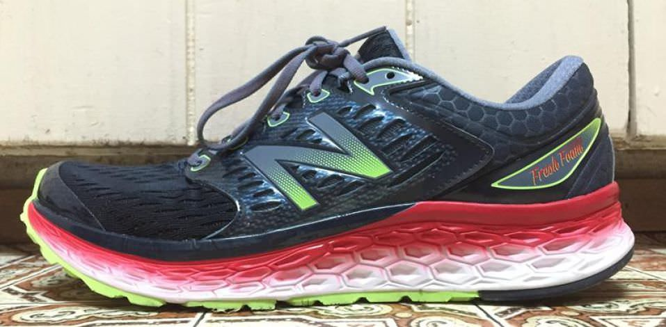 New Balance Fresh Foam 1080 - Lateral Side