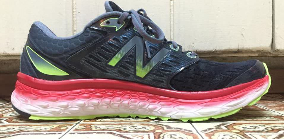 New Balance Fresh Foam 1080 Medial Side