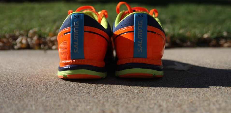 Salming Speed 3 - Heel