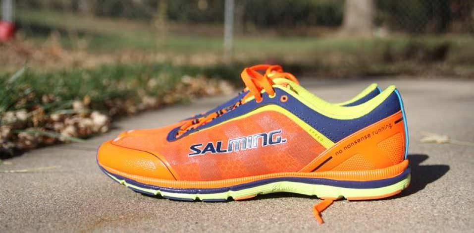 Salming Speed 3 - Medial Side