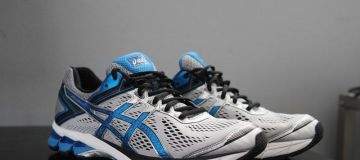 ASICS GT-1000 4 Review