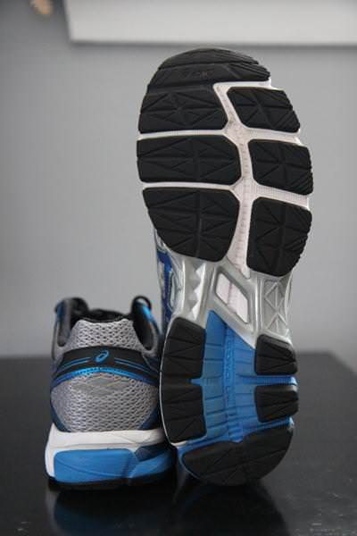ASICS GT-1000 4 - Sole