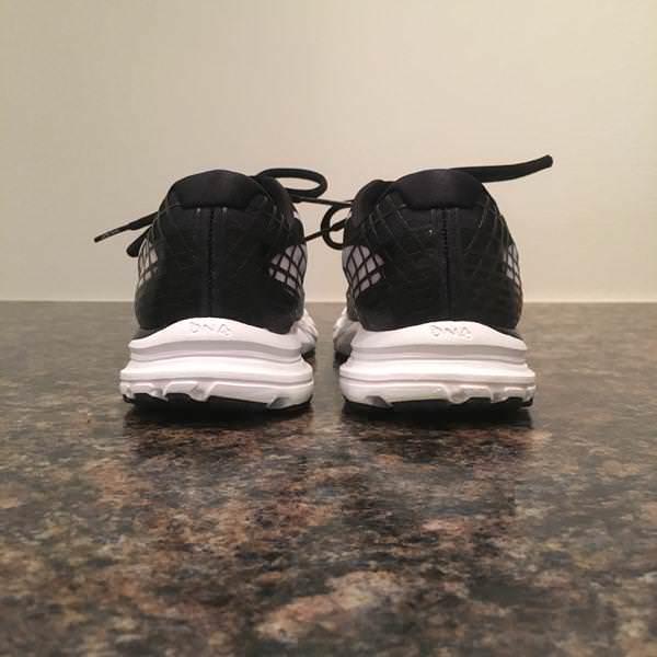 Brooks Launch 3 - Heel