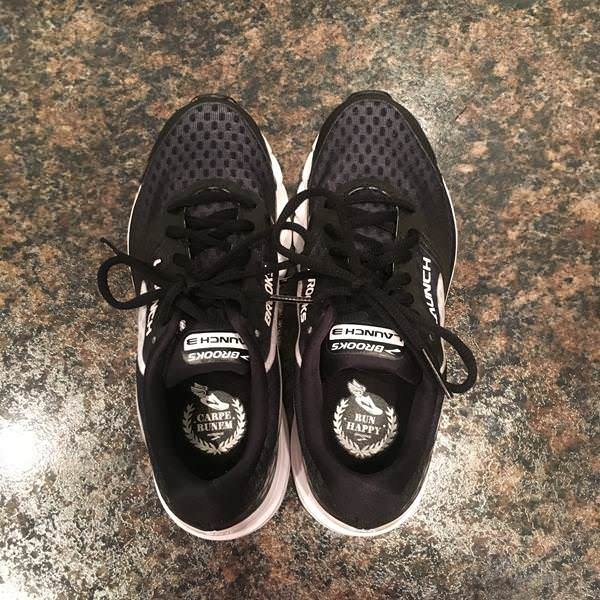 Brooks Launch 3 - Top
