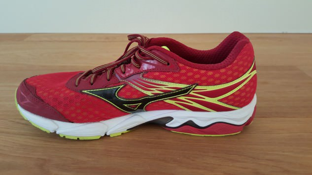 Mizuno Wave Catalyst - Medial Side
